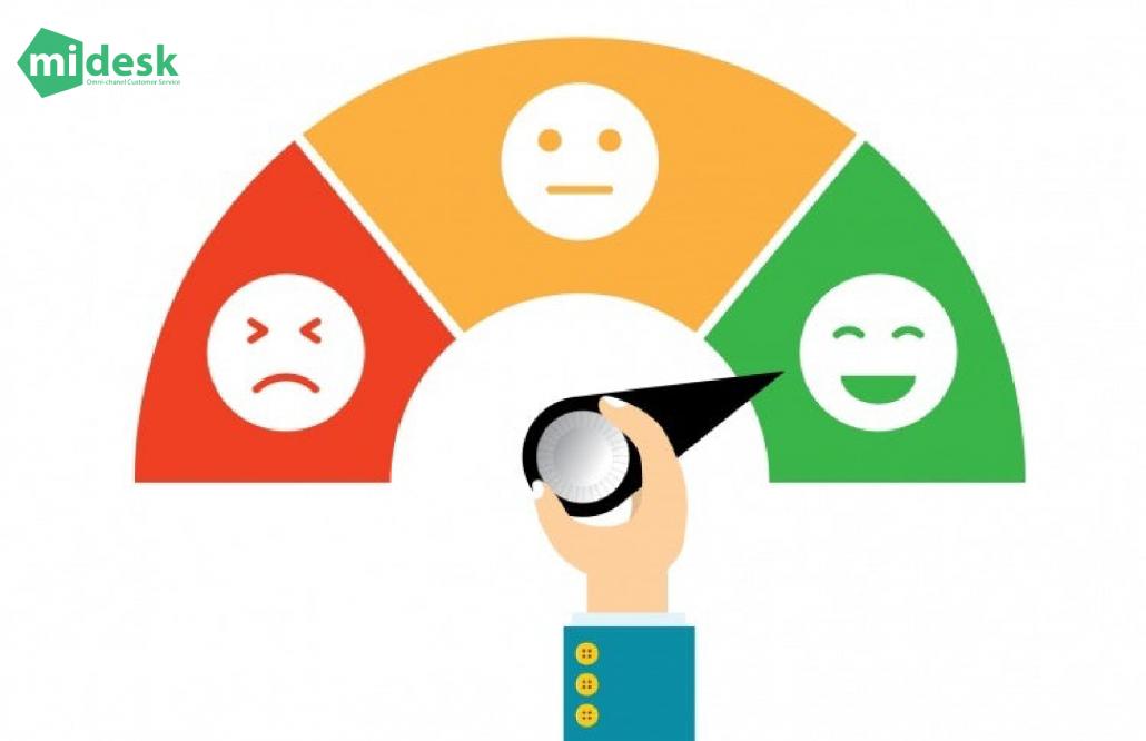 Đo lường trải nghiệm khách hàng